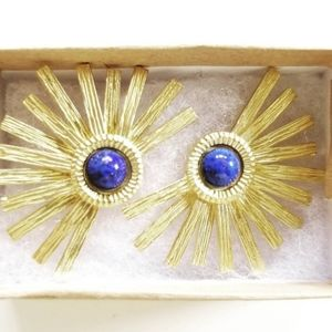 Akennathen SunDisk Earrings by Deja Vudoo